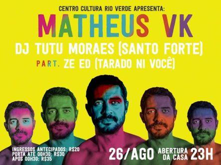 matheus VK show