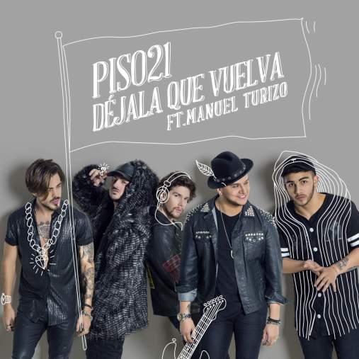 Déjala Que Vuelva (feat. Manuel Turizo) - Single 1